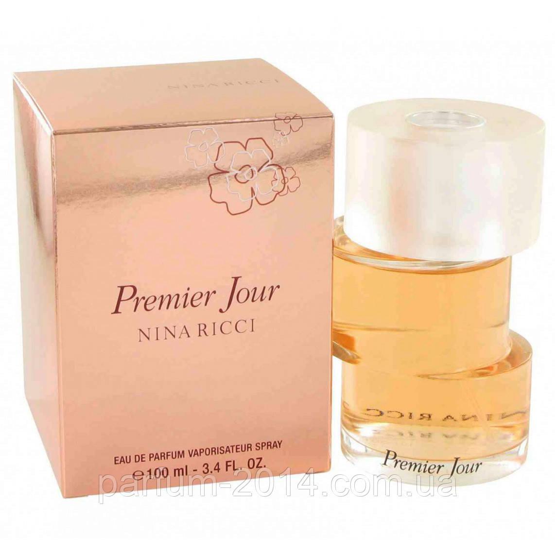 Парфюмированная вода Nina Ricci Premier Jour (реплика)