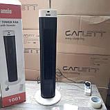 3-швидкісний осцилювальний вентилятор ANSIO Tower Fan 30-дюймовий з пультом дистанційного керування для будинку, фото 3