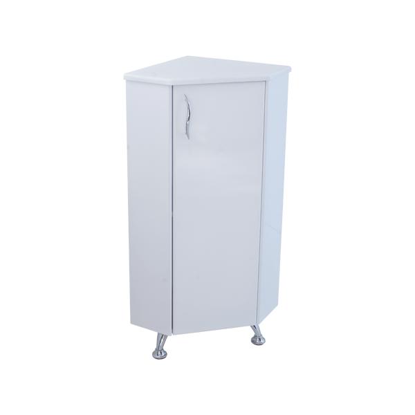 Комод угловой для ванной комнаты Базис 35-01 правый ПИК