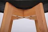 Стул барный TIMBER cowboy серый AMF (бесплатная адресная доставка), фото 6