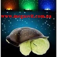 Ночник проектор звездного неба музыкальная черепаха, music turtle