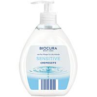 Мило рідке Biocura Sensitive, 500 мл