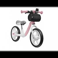 Lionelo Беговел велобег с ручным тормозом розовый Arie Bubblegum LO.AR01, фото 1
