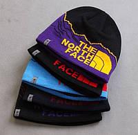 Качественные зимние шапки The North Face. Купить шапку унисекс.Интернет магазин.Оригинальная шапка. Код: КЕ118