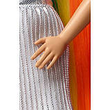 Barbie Барби Радужное сияние волос FXN96 Rainbow Sparkle Hair Doll, фото 3