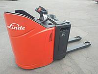 Электротележка Linde T20SP, б/у, продажа и аренда