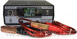 Пуско-зарядний пристрій AB 14.5 V 60A для роботи з акумуляторними батареями 12V BVP Electronics