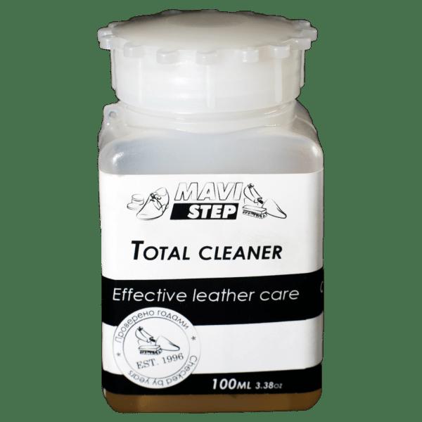 ✅ Средство для чистки кожаных изделий MAVI STEP Total Cleaner