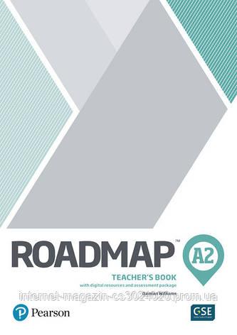 Roadmap A2 TB +Assessment Package ISBN: 9781292227863, фото 2