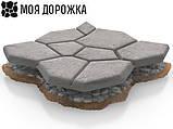 Форма садовая дорожка МОЯ ДОРОЖКА, фото 3