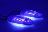 Электросушилка для обуви ультрафиолетовая антибактериальная SHINE, фото 5