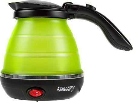 Электрочайник Camry CR 1265 0.5 л, зеленый