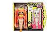 Игровой набор-сюрприз с куклой L.O.L. SURPRISE серия O.M.G. Lights - Блестящая королева с аксессуарами, фото 5