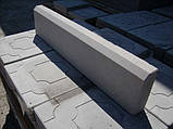 Форма садовый бордюр КЛАССИКА широкая, фото 4