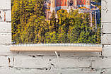 Обогреватель-картина инфракрасный настенный ТРИО 400W 100 х 57 см, замок, фото 7