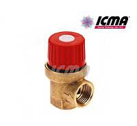 ICMA Предохранительный клапан 2,5 ваr №241