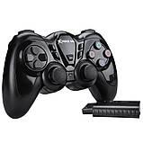 Игровой контроллер XTRIKE ME GP-42, черный, фото 2