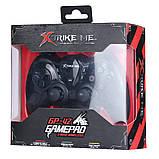 Игровой контроллер XTRIKE ME GP-42, черный, фото 4