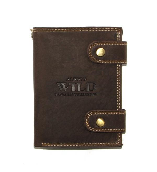 Кошелек  мужской Always Wild 2901-BIC D.BROWN