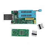 USB мини программатор CH341A 24 25 FLASH 24 EEPROM, фото 5