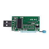 USB мини программатор CH341A 24 25 FLASH 24 EEPROM, фото 6