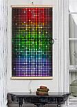 Обогреватель-картина инфракрасный настенный ТРИО 400W 100 х 57 см, мозаика, фото 2