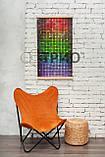 Обогреватель-картина инфракрасный настенный ТРИО 400W 100 х 57 см, мозаика, фото 3