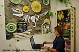 Обогреватель-картина инфракрасный настенный ТРИО 400W 100 х 57 см, лотос, фото 3