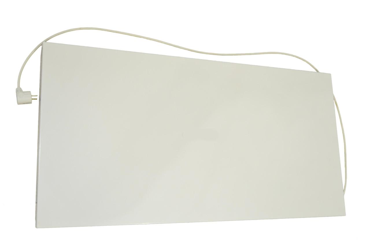 Обогреватель-панель металлический настенный ТРИО 500W, 102 х 52 см