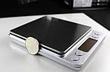 Ювелирные электронные весы с 2мя чашами 0,01-500гр, фото 5