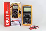 Цифровой мультиметр тестер DT-CM 9601, фото 2