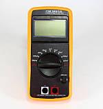 Цифровой мультиметр тестер DT-CM 9601, фото 3