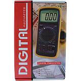 Цифровой мультиметр тестер DT-CM 9601, фото 4