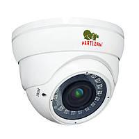 2.0MP AHD Варифокальная камера CDM-VF33H-IR FullHD 1.1