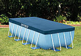 Тент для каркасных бассейнов Intex 28039, 460х226 см, фото 4
