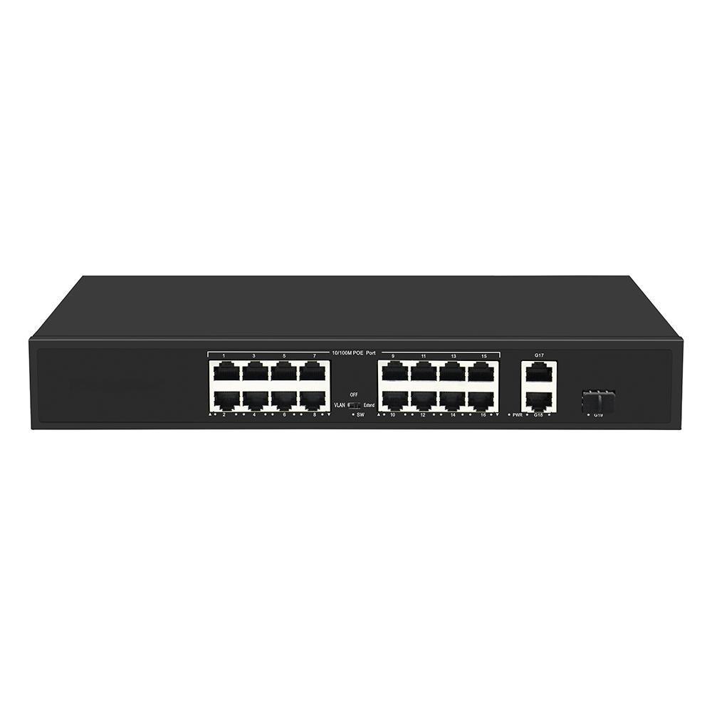 POE Коммутатор на 16 портов PSW-16