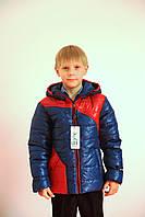 Демисезонная курточка для мальчика 32 -40 размер