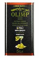 Оливкова олія Olimp Extra Virgin Olive Oil 5 л з.б.