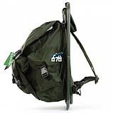 Стул-рюкзак складной FS 93112 RBagPlus RA 4401, зеленый, фото 5
