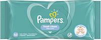 Детские влажные салфетки Pampers Baby Fresh Clean, 52 шт.