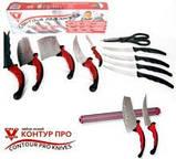 Ножи контур про (contour pro knives) набор ножей, фото 2