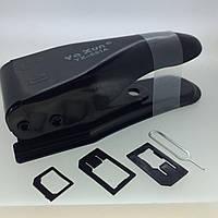 Резак для SIM под iPhone 4 & 5 (2 in 1)