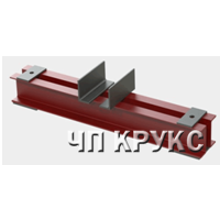 Блок приварний з опорною балкою ОСТ 108.275.62-80