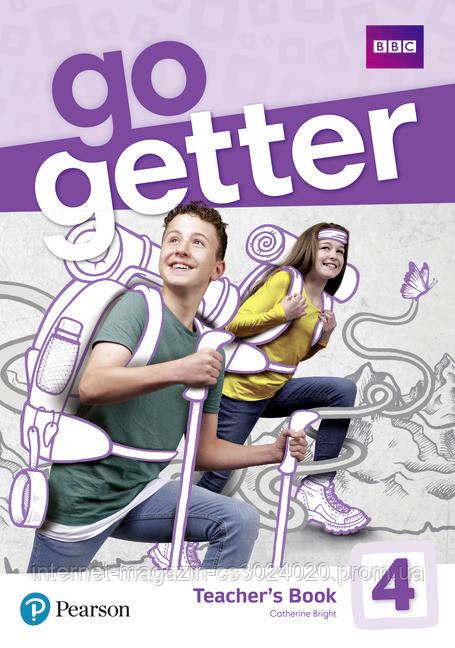 Go Getter 4 TB/ExtraOnlineHomework/DVD-ROM ISBN: 9781292210087