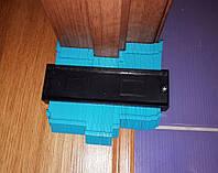 Контурна лінійка 128 мм, для обведення контуру профілю. Контур шаблон, фото 1