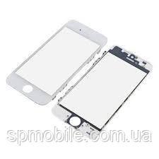 Скло з рамкою і плівкою OCA Apple iPhone 5s White