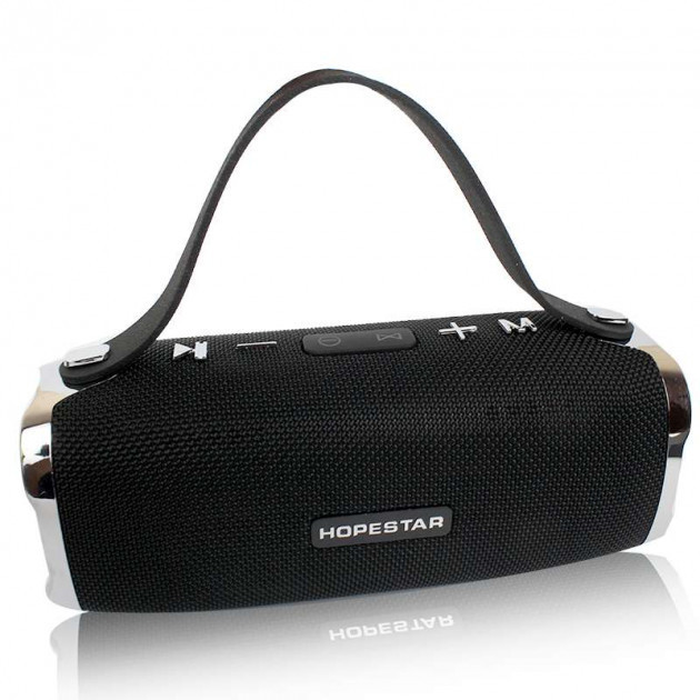 Портативная Bluetooth колонка Hopestar H24, черная