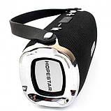 Портативная Bluetooth колонка Hopestar H24, черная, фото 4