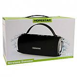 Портативная Bluetooth колонка Hopestar H24, черная, фото 5