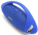 Портативная Bluetooth колонка Hopestar H37, синяя, фото 2